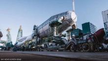 صورة للقمر الصناعي تحدي واحد