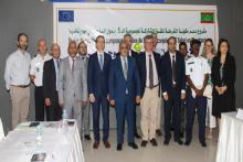 اجتماع اللجنة التوجيهية لمشروع دعم الشرطة لقوات مجموعة الساحل (المصدر: وما)