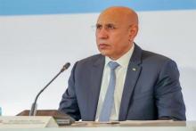 الرئيس محمد ولد الشيخ الغزواني ـ (أرشيف: وما)