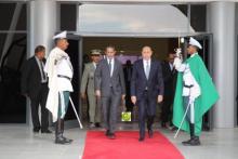 الرئيس غزواني يغادر إلى فرنسا (المصدر:انترنت)