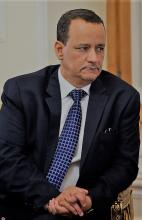 وزير الخارجية - إسماعيل ولد الشيخ أحمد