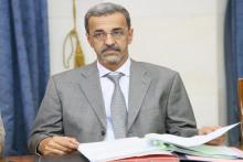 وزير التنمية الريفية الدي ولد زين (المصدر: وما)