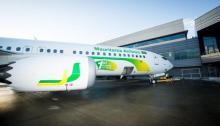 طائرة تابعة للموريتانية للطيران- المصدر (الانترنت)