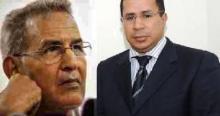 رئيسا حزبي التكتل وإيناد (ارشيف - انترنت)