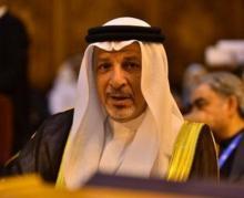 وزير الدولة السعودي لشؤون الدول الإفريقية أحمد بن عبد العزيز قطان ـ (المصدر: الإنترنت)