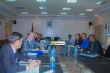اجتماع اللجنة  (المصدر: وما)