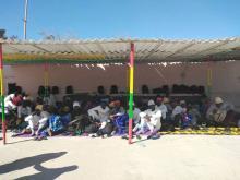 بدأت السلطات ترحيل عشرات المهاجرين عبر معبر روصو - (المصدر:الأمم المتحدة)