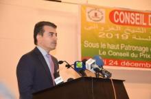 الدكتور سالم بن محمد المالك المدير العام للإيسسكو - (المصدر:وما)