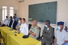 اجتماع تحسيسي بولاية نواكشوط الغربية (المصدر: وما)