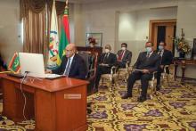 الرئيس ولد الشيخ الغزواني (و م أ)