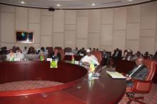اجتماع برلمانات دول الساحل (وما)