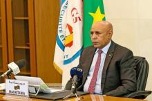الرئيس محمد ولد الشيخ الغزواني ـ (المصدر: وما)