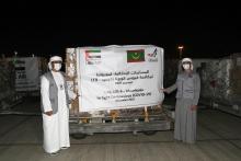 الإمارات تدعم موريتانيا بمساعدات طبية ـ (المصدر: وكالة أنباء الإمارات)