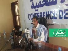 رئيس حزب اتحاد قوى التقدم محمد ولد مولود ـ (أرشيف الصحراء)