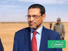 وزير الصحة محمد نذيرو ولد حامد المصدر: إرشيف الصحراء)