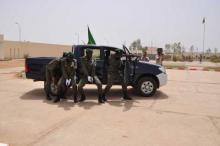 الدرك الموريتاني-(المصدر: الانترنت)
