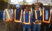 مناديب عمال اسنيم في ازويرات