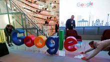 الهدف من هذا المشروع كما تقول غوغل هو إظهار إمكانياتها في الحوسبة السحابية والذكاء الاصطناعي (رويترز)