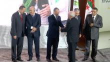 خمسة مرشحين يتنافسون على كرسي الحكم (الجزيرة)