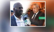وزيرا الداخلية والدفاع - ارشيف الصحراء