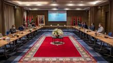 من اجتماعات بوزنيقة حول ليبيا