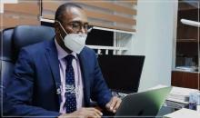 المدير العام للصحة العمومية سيدي ولد الزحاف-(المصدر: أرشيف الصحراء)