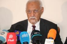 عضو فريق الدفاع عن الرئيس السابق محمدن ولد الشدو ـ (المصدر: الصحراء)