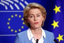 رئيسة المفوضية الأوروبية (المصدر: الانترنت)