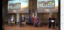 رئيسة جهة نواكشوط تشارك في الدورة 93 للعمد لفرانكفونيين