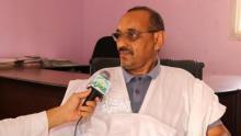 رئيس حزب الصواب عبد السلام ولد حرمة ـ (أرشيف الصحراء)