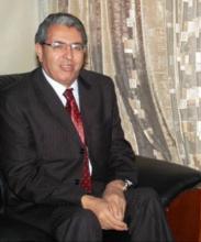 نورالدين خندودي، سفير الجزائر بنواكشوط (المصدر: انترنت)