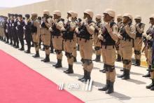 عناصر من الشرطة الوطنية (ارشيف - الصحراء)