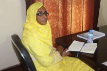 الأمينة العامة لوزارة الصحة (ارشيف انترنت)