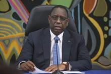 الرئيس السنغالي ماكي صال-(المصدر: الأنترنت)