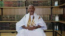 الأستاذ الفقيه أبوبكر ولد أحمد ـ (أرشيف الصحراء)