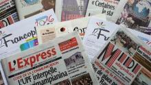 صحف إقليمية وفرنسية-(المصدر: الانترنت)