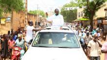 زعيم المعارضة والمرشح الرئاسي السابق صوميلا سيسي (المصدر: الانترنت)