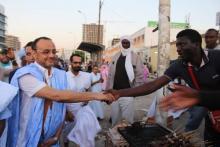 المترشح للرئاسيات سيدي محمد ولد بوبكر