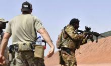 مناورات للجيش الأمريكي بمالي (المصدر: الانترنت)
