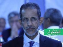 الوزير الأول إسماعيل ولد بده الشيخ سيديا-(المصدر: أرشيف الصحراء)