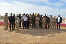 اجتماع أمني بين قادة المناطق العسكرية الحدودية في موريتانيا والسنغال ـ (المصدر: موقع الجيش)