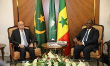 لرئيسان الموريتاني و السنغالي (المصدر: انترنت)