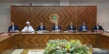 اجتماع مجلس الوزراء (المصدر:وما)