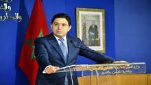 وزير الخارجية المغربي (المصدر: إنترنت)