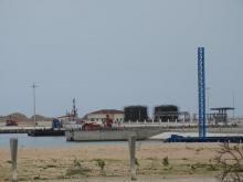 ميناء انجاكو- المصدر: (الانترنت)