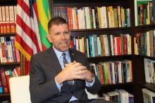 دودمان يؤكد دعم بلاده لمبادرة دول الساحل الخمس