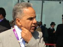 مدير تلفزيون الموريتانية عبدالله ولد أحمد دامو - (المصدر: الإنترنت)