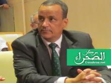 وزير الخارجية إسماعيل ولد الشيخ أحمد ـ ( إرشيف الصحراء)