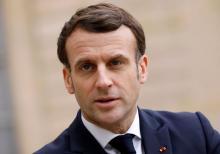 الرئيس الفرنسي ايمانويل ماكرون - (انترنت)