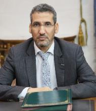 وزير المالية - محمد الأمين ولد الذهبي